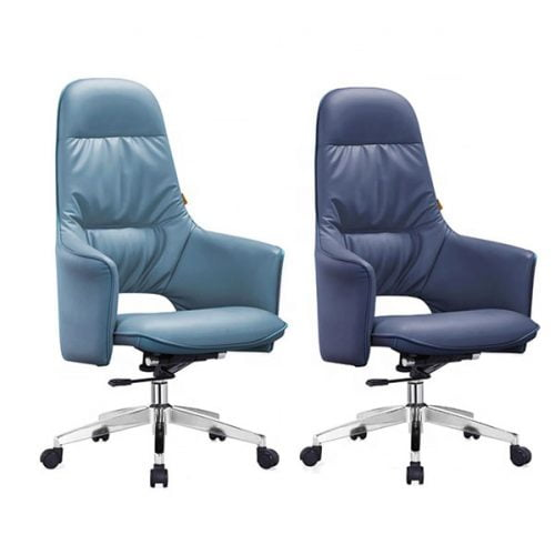 2018 High Back Manager Ergonomic Executive Chair With High Quality Leather