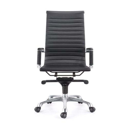 Colorful Luxury Modern Leather Chairs For Office