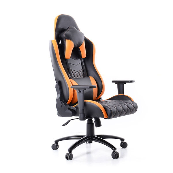 Custom E Sport Gaming Game Racing Seat Reclining Office Chair With Footrest