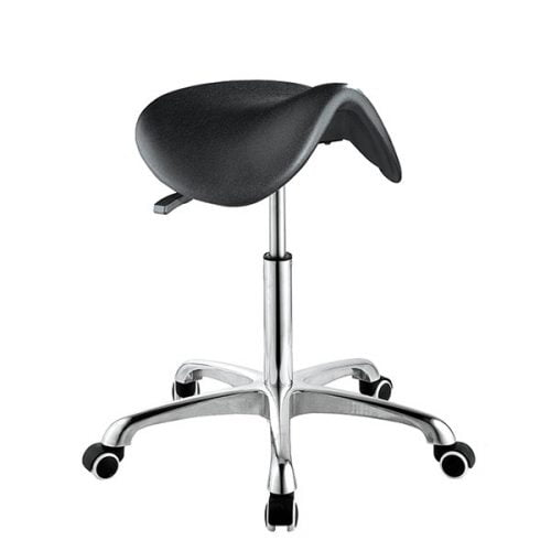 Modern Adjustable Swivel Barstool Chairs