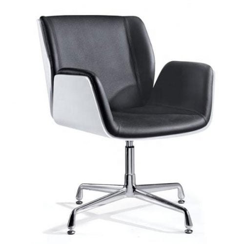 Synthetic Leather Swivel Chair Office Furniture