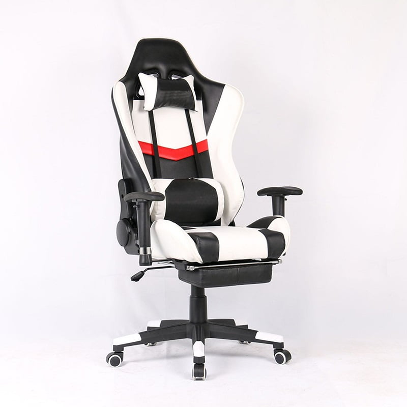 Reclining Adjustable PC Racing Gaming Chair Factory