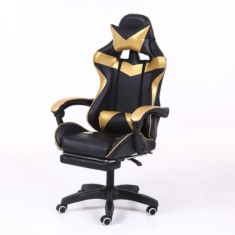 Custom Color PU Swivel Racing Gamer Gaming Chair