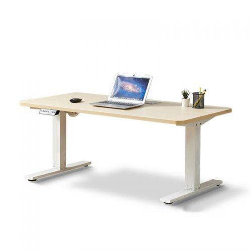 Electric Motorized Sit-Stand Height Adjustable Desk