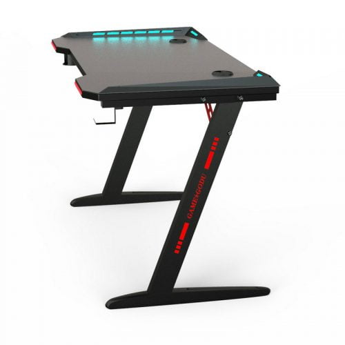 Factory Custom LED PC Gaming Computer Desk