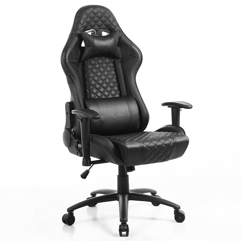 Factory PU Leather OEM Computer Game Racing Chair (1)