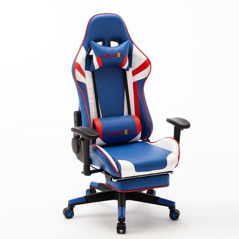 OEM Ergonomic Adjustable Racing Office Recliner Gaming Chair