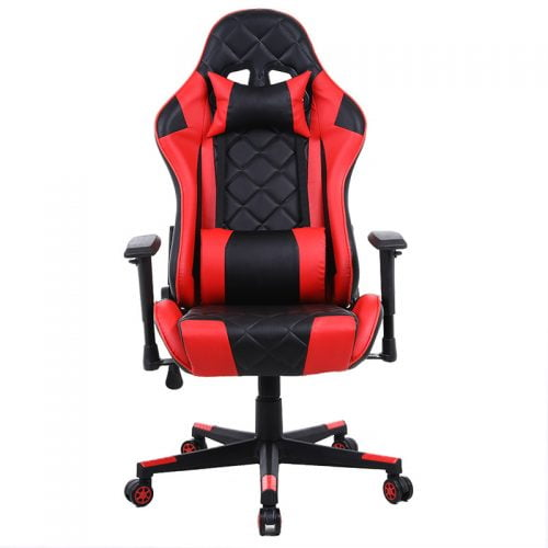 Wholesale PU Leather Gamer Racing Ergonomic Gaming Chair