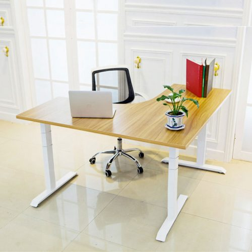 3 Motor Electric Sit-Stand Height Adjustable Desk
