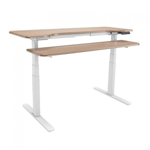 Ergonomic Motorized Standing Desk Frame