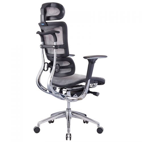 Factory High-End Executive Ergonomic Office Mesh Chair