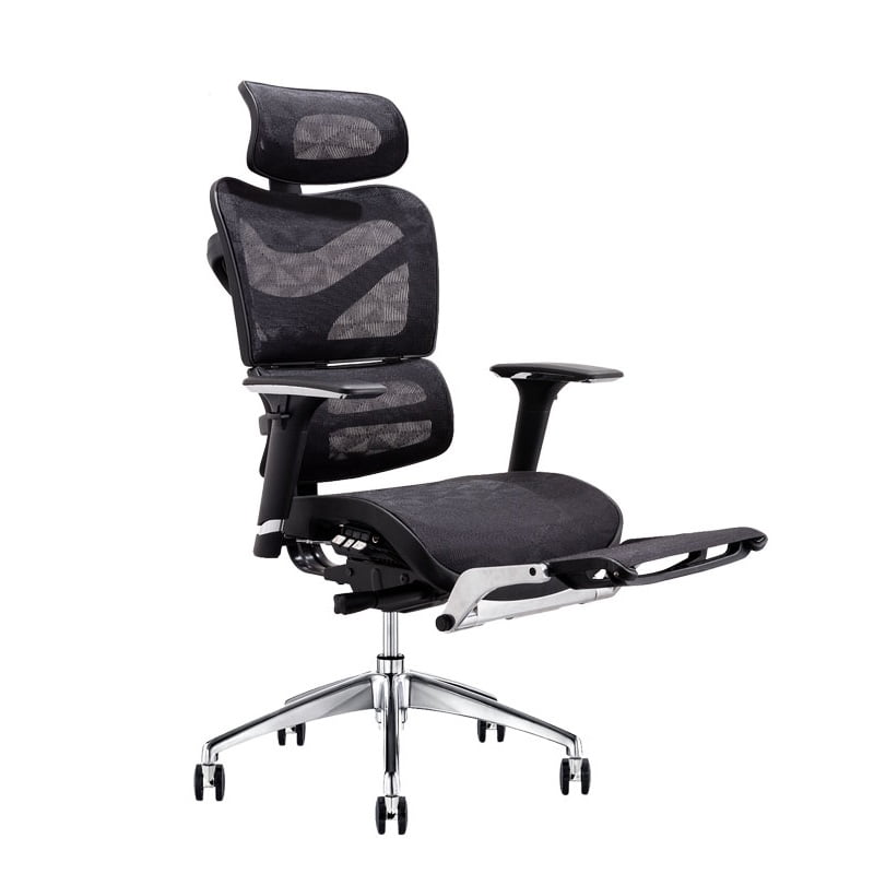 Modern Ergonomic Office High Back With Lumbar Support 3