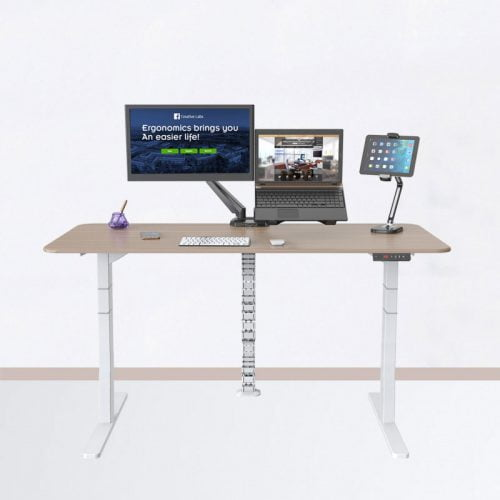 Office Ergonomic Height Adjustable Standing Table