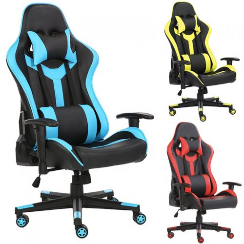 Wholesale Luxury Modern Leather Racing Gaming Chair