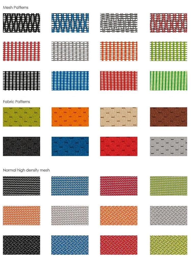 mesh patterns