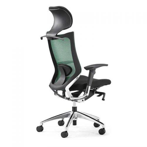 Factory Direct Adjustable Lumbar Executive Office Ergonomic Chair