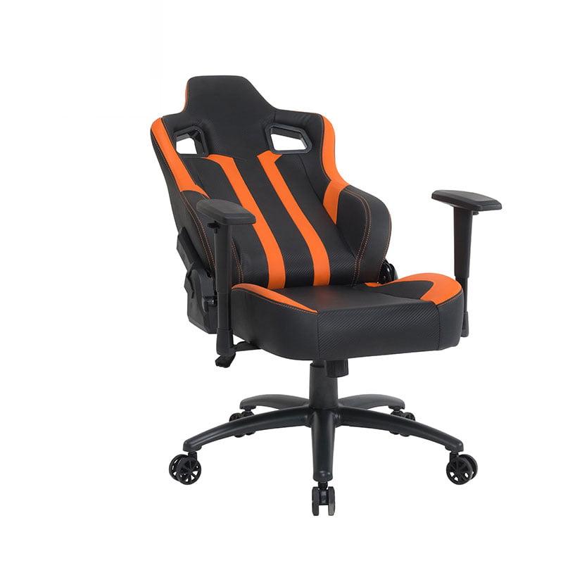 reclining gaming seat