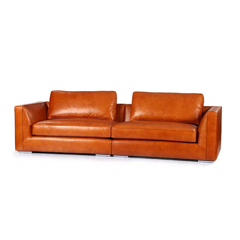home leather sofa factory