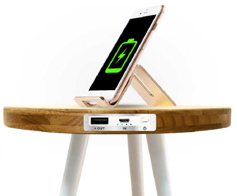 smart office table