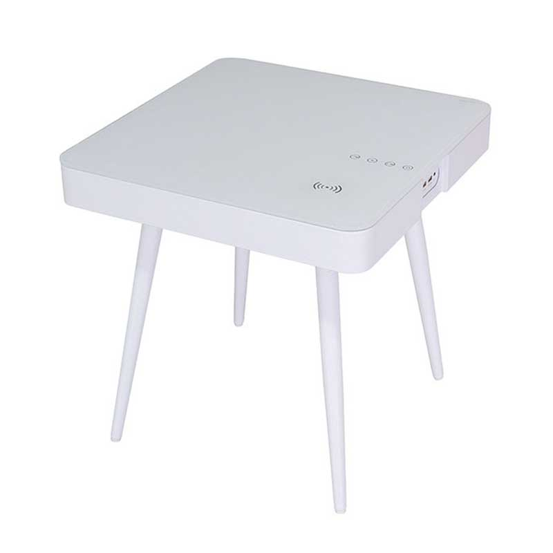 bluetooth end table