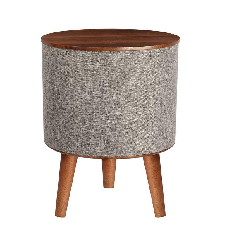 bluetooth speaker end table